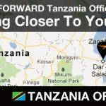 New BE FORWARD Tanzania Office: Getting Closer To You!!