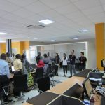 BE FORWARD Japan team Visits The BE FORWARD Tanzania Office!