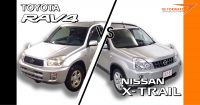 Toyota RAV4 vs. Nissan X-Trail: Crossover SUV Comparison