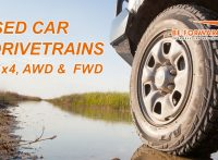 4WD, AWD & 4×4 Drivetrains: What Do They Mean?