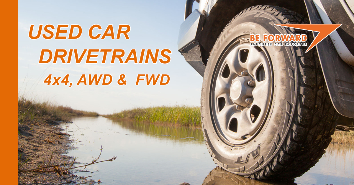 Drivetrains 4wd Awd 4 And More What Do They All Mean Some Praise The Advantages Of Wheel Drive Or Four Vehicle