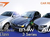 Most Sought After Luxury Cars in Africa – Mercedes-Benz, BMW and Audi