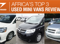 Africa's Top 3 Used Mini Vans Reviewed