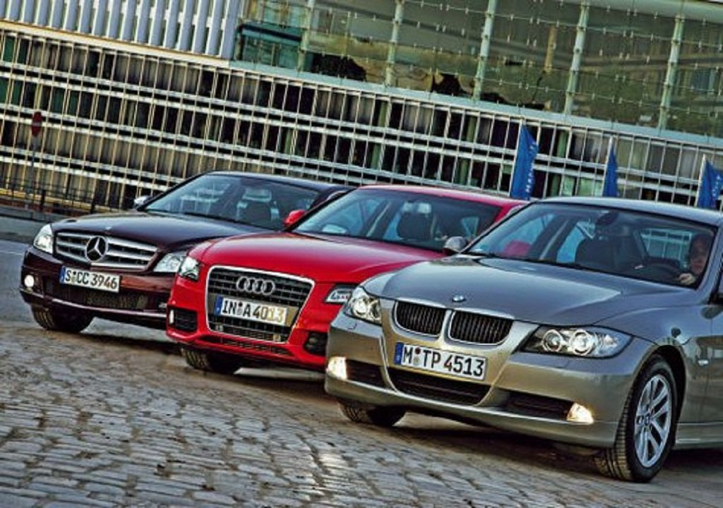 Most sought after luxury cars in africa mercedes benz for Bmw and mercedes benz