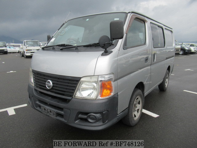 A used 2006 Nissan Caravan from online used car dealer BE FORWARD.