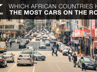 Which African Countries Have the Most Cars on the Road?