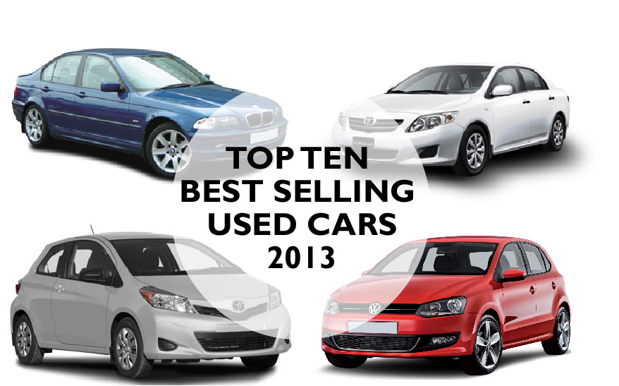 top ten best selling used cars in 2013. Black Bedroom Furniture Sets. Home Design Ideas