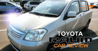 Toyota Raum Review: An Award-Winning Mini-MPV