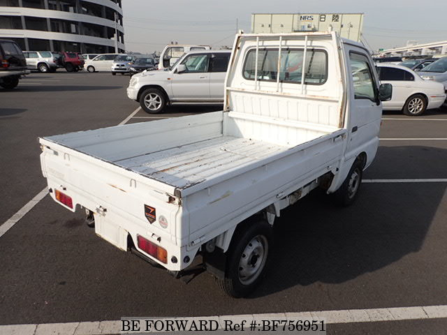 Used 1997 Suzuki Carry Rear - BE FORWARD
