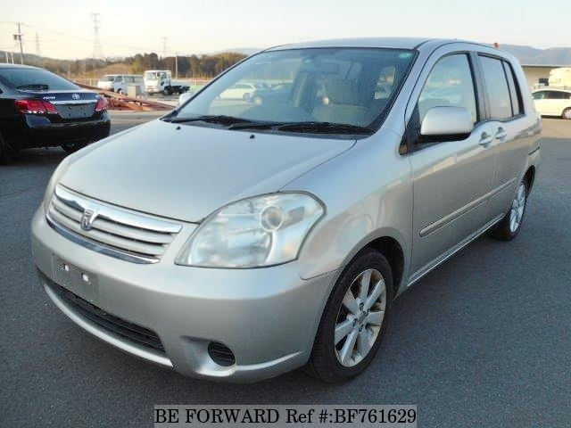 Used 2005 Toyota Raum - BE FORWARD
