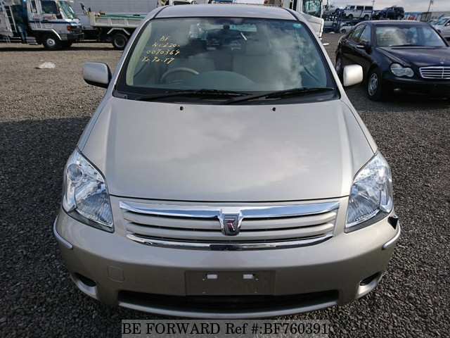 Used 2005 Toyota Raum Bonnet - BE FORWARD