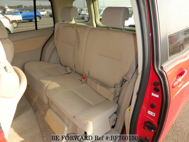 Used 2008 Toyota Raum Passenger Seats - BE FORWARD