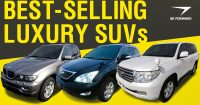 Top 5 Best-Selling Luxury SUVs in Africa