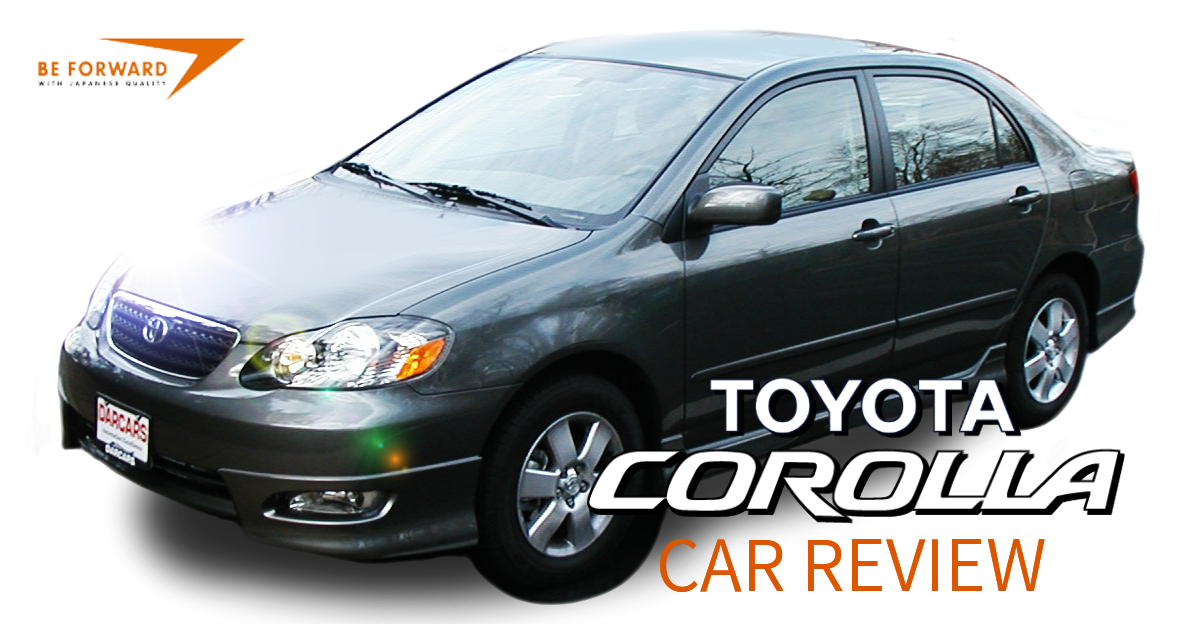Toyota Corolla – Some Cars Just Sell Better than Others