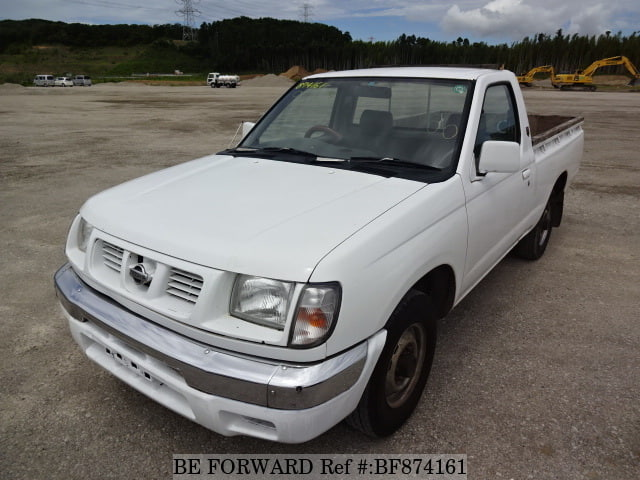 987a82723cca12 A used 1997 Nissan Datsun Truck from online used car exporter BE FORWARD.