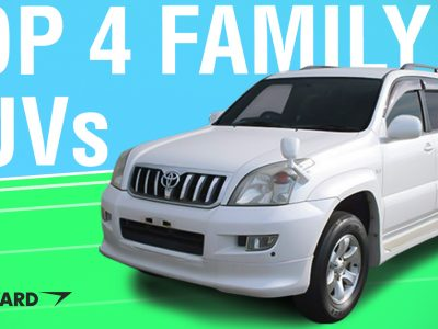 Our Top 4 Toyota Family SUVs