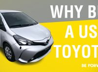6 Reasons Why You Should Buy A Used Toyota