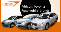 Toyota, Nissan, and Honda: Africa's Favourite Automobile Brands