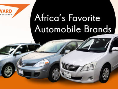 Toyota, Nissan and Honda – Africa's Favorite Automobile Brands