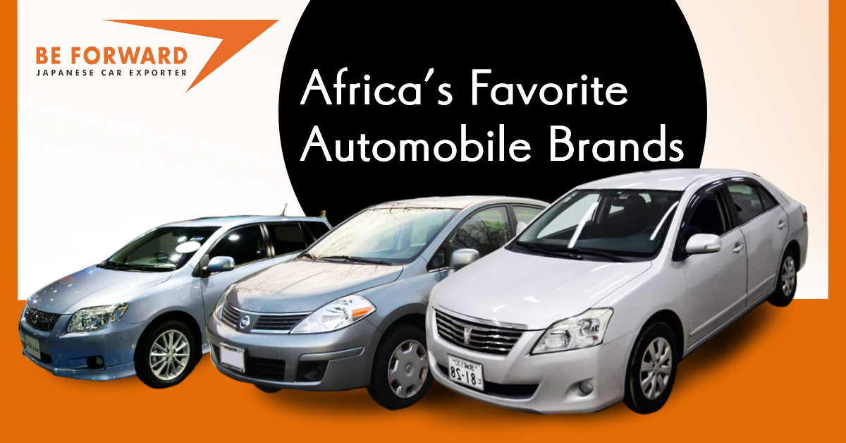 Toyota, Nissan, and Honda: Africa's Favourite Automobile ...