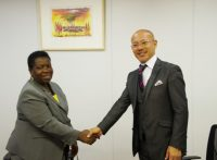 BE FORWARD Welcomes Tanzania Ambassador to our Tokyo Office