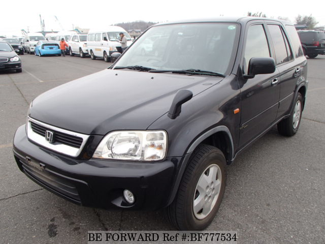 A used 1999 Honda CR-V from online used car exporter BE FORWARD.