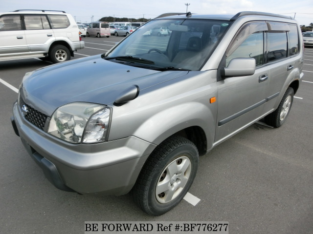 Used 2001 Nissan X-Trail - BE FORWARD