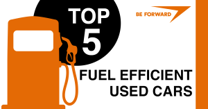 Top 5 Fuel Efficient Used Cars at BE FORWARD