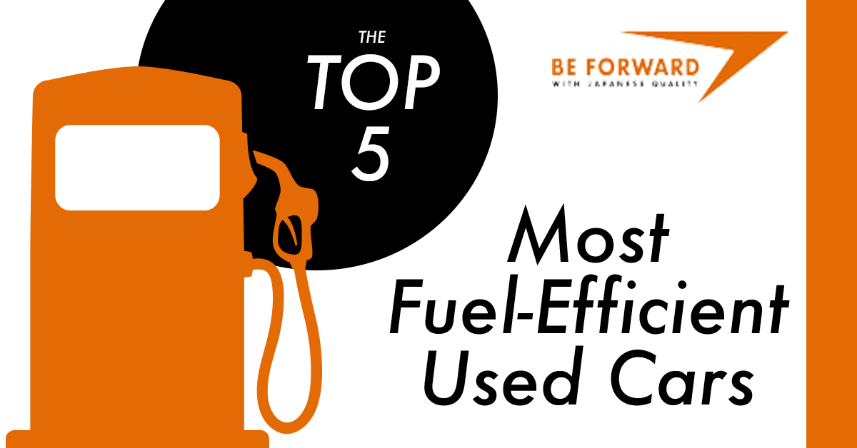 Our 5 Most Fuel-Efficient Used Cars