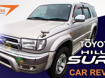 Toyota Hilux Surf (4Runner) Review: A Capable SUV
