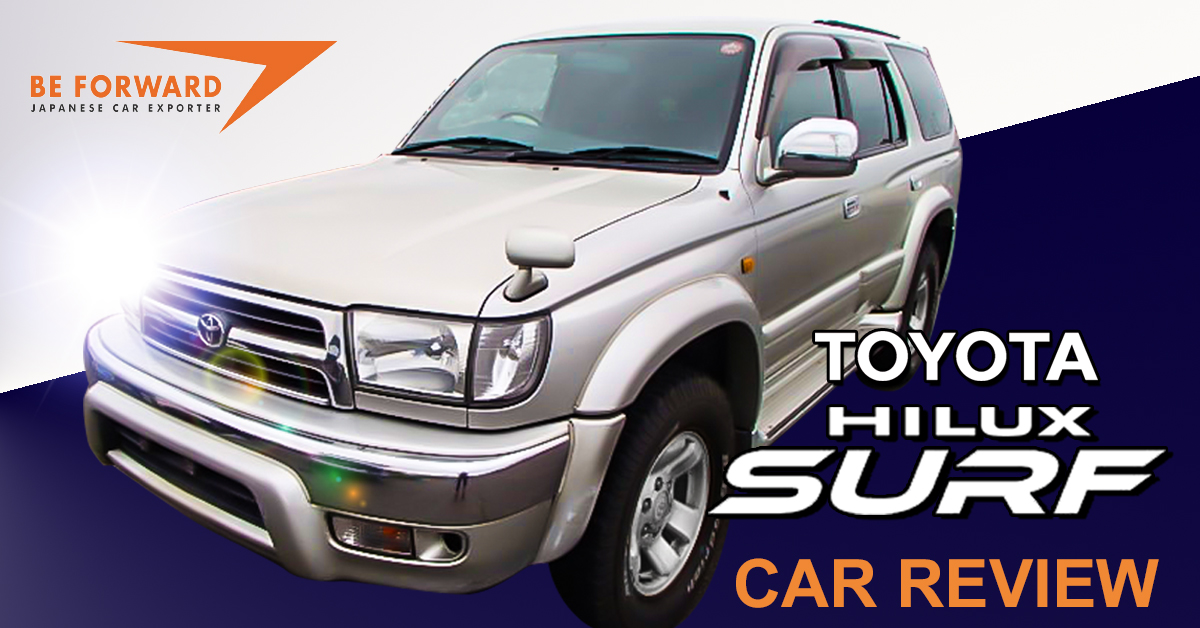 Toyota Hilux Surf 4runner Review A Capable Suv