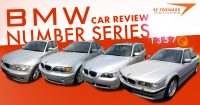 BMW Number Series Over the Years