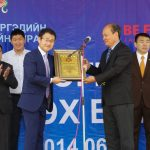 BE FORWARD Awarded Letter of Appreciation from Mongolia