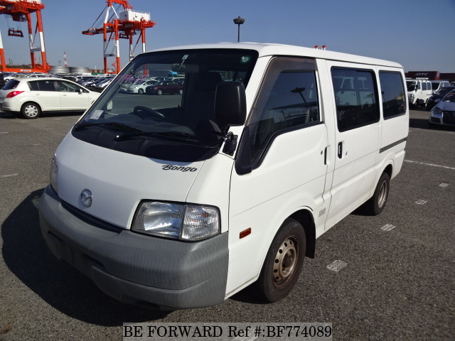 Used 2007 Mazda Bongo Van - BE FORWARD