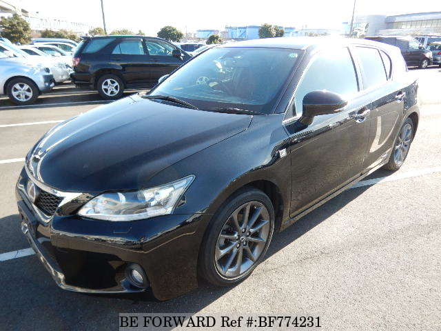 A used 2011 Lexus CT from online car exporter BE FORWARD.