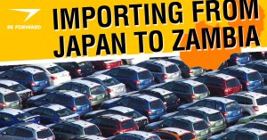 How to Import a Car From Japan to Zambia