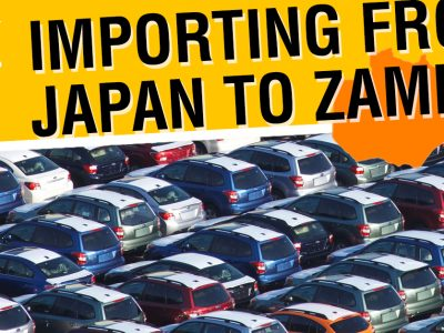 Import a Car From Japan to Zambia: Costs & Shipping