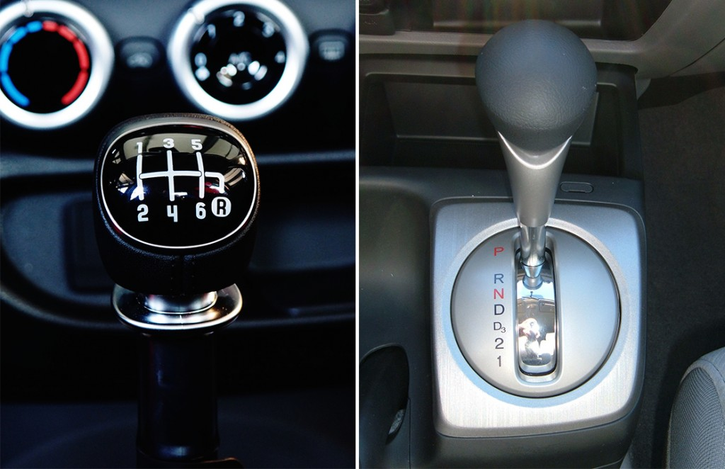 automatic vs manual car transmissions explained. Black Bedroom Furniture Sets. Home Design Ideas