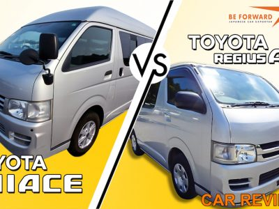 Toyota HiAce vs. RegiusAce: Double Down on Reliability