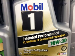 oil change used car pre-owned synthetic conventional oil