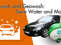Ecowash and Geowash: Environmentally Safe Car Wash Solutions