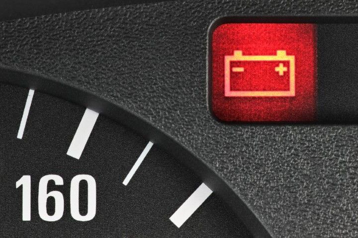 Battery Warning Light - BE FORWARD