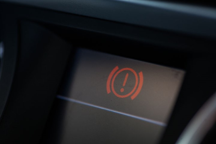 Brake System Warning Light - BE FORWARD