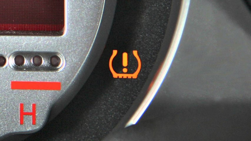 Tire Pressure Warning Light - BE FORWARD