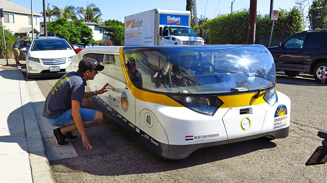 solar car, first solar car, buy solar car