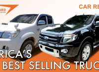 Africa's Top 4 Best-selling Pickup Trucks