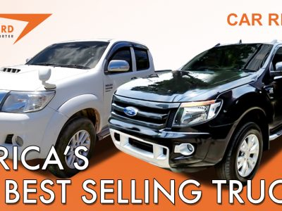 African Utility – A look at the most the continent's best selling trucks