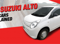 The Suzuki Alto: Kei Cars Explained