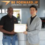 HND in Zambia Receives Official Agent Certificate from BE FORWARD