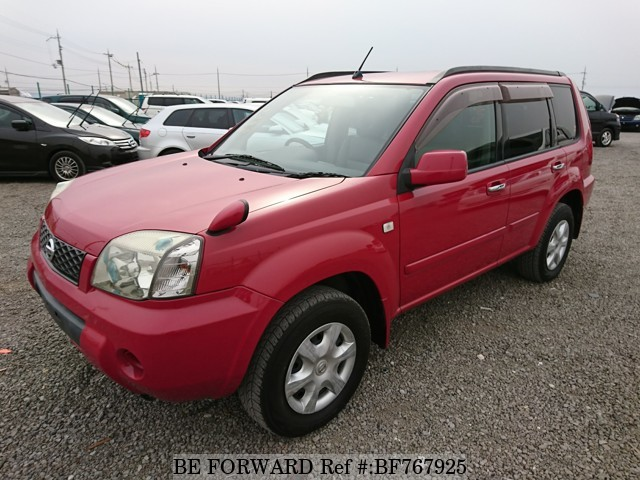 Used 2004 Nissan X-Trail - BE FORWARD